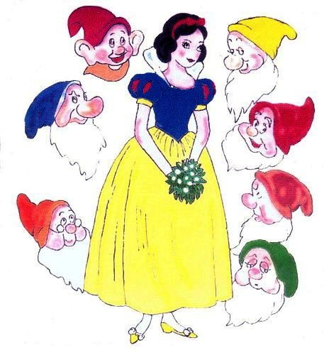 Snow White Collar Hypnotized