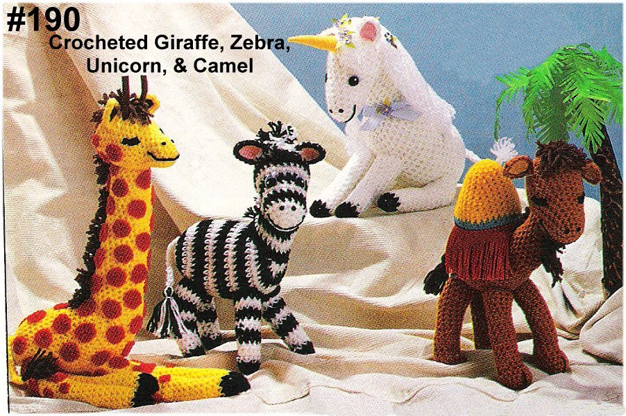 Free Crochet Patterns Of Stuffed Animals : Crochet stuffed animal patterns? - Seeking Patterns ...