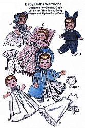 Doll Layette #2