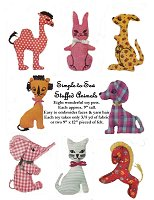 Simple Stuffed Animals