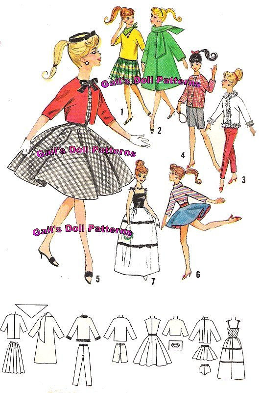 Patterns_Barbie