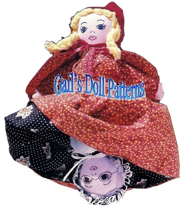 Knitting Pattern For Little Red Riding Hood Doll : Patterns_TTurvey