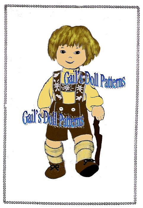 Cloth Dolls by Karlene Atkins patterns, kits and faces