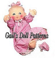 Baby Doll with Clothes