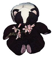 Skunk Sock Toy