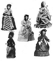 Godey Doll Clothes 2