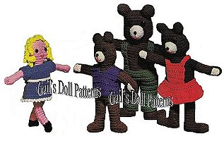 Goldilocks & Bears