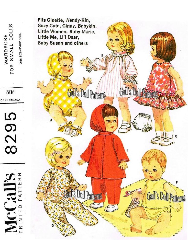 Doll Clothes8