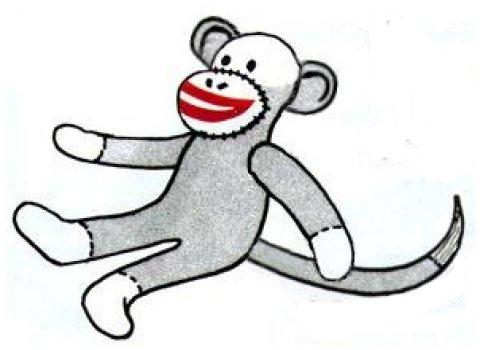 Sock Monkey Pic